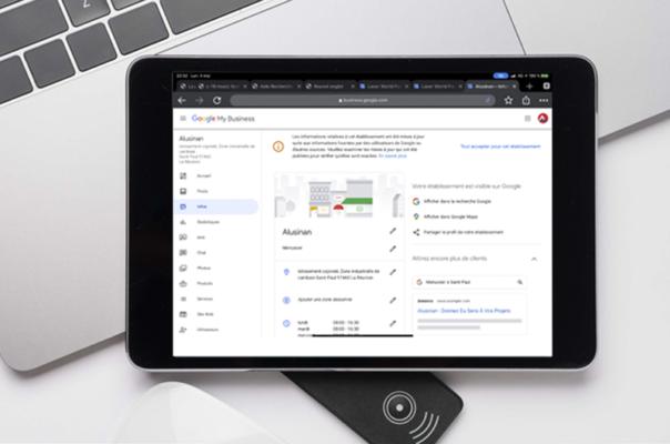 Gérer des réseaux sociaux et Google Business